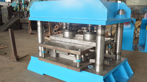Highway Guardrail End Terminal Roll Forming Machine